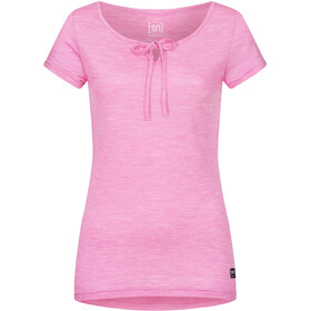 super.natural Relax T-shirt Dames, crocus melange